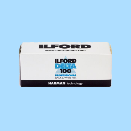 Ilford Delta 100 Professional Black and White Film