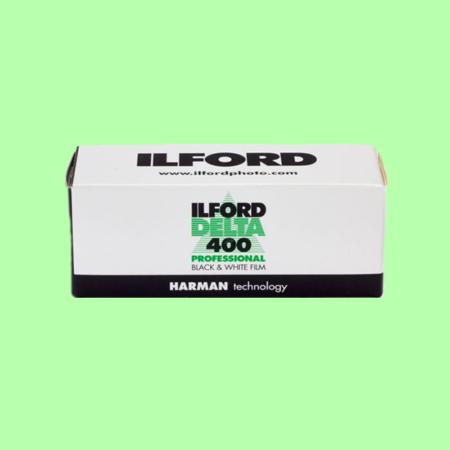 Ilford Delta Professional 400 120