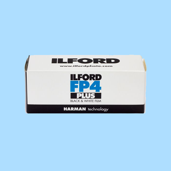 Ilford FP4 Plus 125 120 Black and White Film