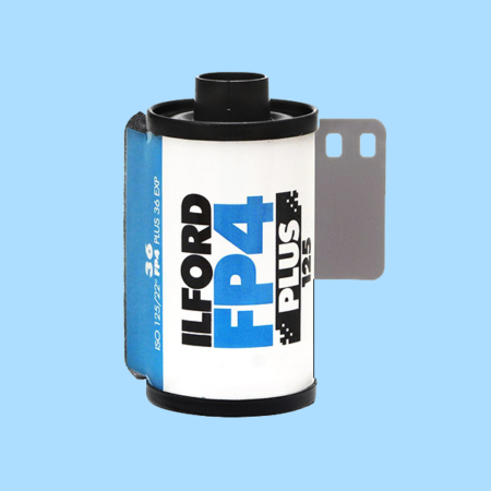 Ilford FP4 Plus 125 35mm 36 Expposures