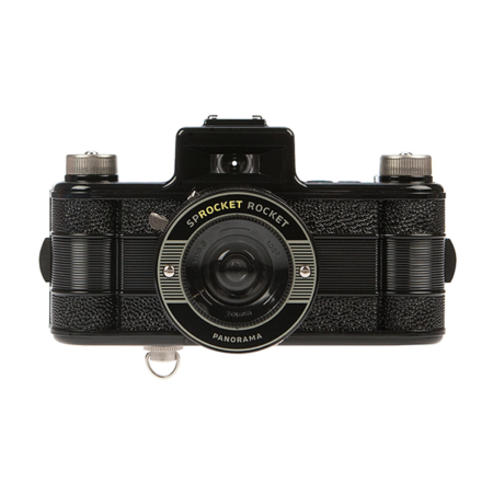 Lomography Sprocket Rocket 35mm Panaroma Camera